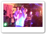 Rapid Tranq-Halloween-Live-cover-Kings of Leon-sex on fire- @the stags head